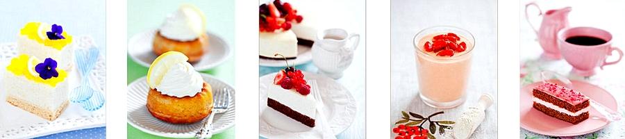 выпечка и десерт